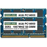 16GB 2 X 8GB Kit Memory For Apple IMac Late 2015 27-inch 1867MHz DDR3 SO-DIMM