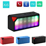Intex Shine 1800 Compatible And Certified Colourful Big-X3 Speakers With Bluetooth, FM, Calling, USB, Memory Card...