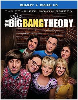Big Bang Theory: Season 8 Blu-ray