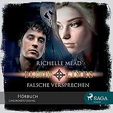 Falsche Versprechen (       ungekürzt) von Richelle Mead, Michaela Link (translator) Gesprochen von: Angelina Kamp