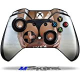 Kayla DeLancey Black Bikini And Football 6 - Decal Style Skin Fits Microsoft XBOX One Wireless Controller (CONTROLLER...