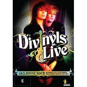 Divinyls – Live: Jailhouse Rock (DVD)