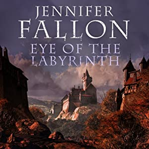 Eye of the Labyrinth Audiobook