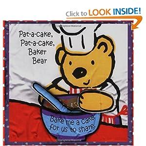 Amazon.com: Pat-a-Cake, Pat-a-Cake, Baker Bear