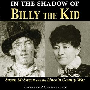 In the Shadow of Billy the Kid Audiobook