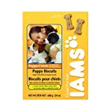 IAMS Puppy Biscuits (Original Formula), 24-Ounce Boxes (Pack of 6)