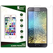 Samsung Galaxy E7 Tempered Glass, DMG 2.5D Bubble-Free Tempered Glass Screen Protector For Samsung Galaxy E7 (...