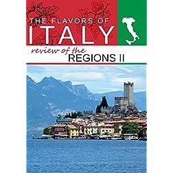 Flavors Of Italy Veneto, Sardinia, Lazio & Trentino