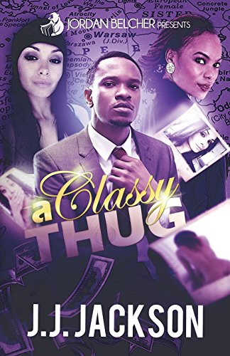 Book Cover: A Classy Thug