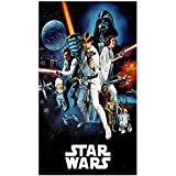 Printelligent Hollywood Movie Star Wars Poster