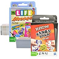 Yahtzee and Game of Life – Card Games