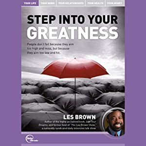 Step Into Your Greatness Rede