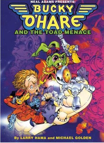 Neal Adams Presents: Bucky O'Hare And the Toad Menace