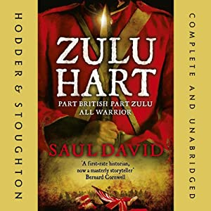 Zulu Hart Audiobook