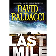 The Last Mile Audiobook by David Baldacci Narrated by To Be Announced