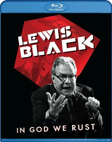 Lewis Black: In God We Rust [Blu-ray]