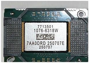 1076-6318W DLP Projector DMD Chip 1076-6328W 1076-6319W 1076-6329W For NEC TOSHIBA BENQ ACE RTDP-XP1