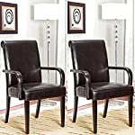 K & B Furniture Brookline Dining Chair - Set of 2