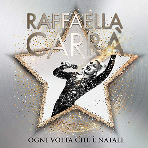 Vinilo : Raffaella Carra - Ogni Volta Che E Natale (Colored Vinyl, Silver, Italy - Import)