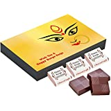 Best Gift For Durga Pooja - 6 Chocolate Gift Box - Unique Gift For Durga Pooja
