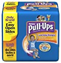 Huggies Pull-Ups Training Pants with Learning Designs, Boys, 3T-4T, 52-Count