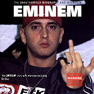 Eminem: A Rockview All Talk Audiobiography | [Joe Jacks, Pete Bruens, Michael Hans, Marie Hass]