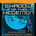 Shadow of the Hegemon Audiobook by Orson Scott Card Narrated by David Birney, Scott Brick, Gabrielle de Cuir