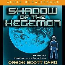 Shadow of the Hegemon Audiobook by Orson Scott Card Narrated by David Birney, Scott Brick, Gabrielle de Cuir