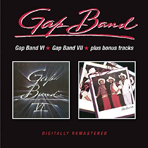 CD : GAP BAND - Gap Band Vi/vii (2 Discos)