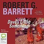 Davo's Little Something | Robert G. Barrett
