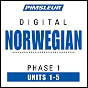 Norwegian Phase 1, Unit 01-05: Learn to Speak and Understand Norwegian with Pimsleur Language Programs |  Pimsleur