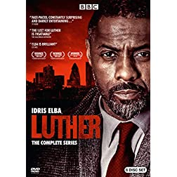 Luther: CSR (DVD)