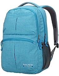 Altosy Fashionable Lightweight Waterproof Nylon Backpack School Bag Super Cute Stripe School College