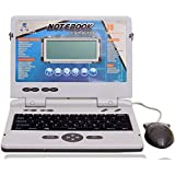 HALO NATION Educational Notebook Computer With 30 Activities & Games Kid's Laptop