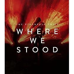 Where We Stood [Blu-ray]