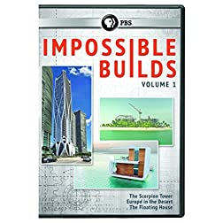 Impossible Builds, Volume 1 DVD