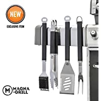Yukon YG-779 Glory Magna-Grill Magnetic 4-Piece Grill Set