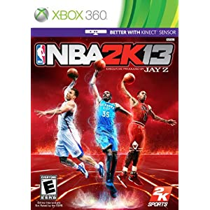Best XBox 360 Sports Game Titles, Basketball Games for XBox