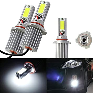 HID 2x Bolt AC Lights Set Xenon Bulbs 9005 9145 H10 6000K White Headlight CL