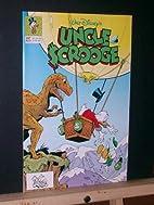 Walt Disney's Uncle Scrooge #257 by Cosme…