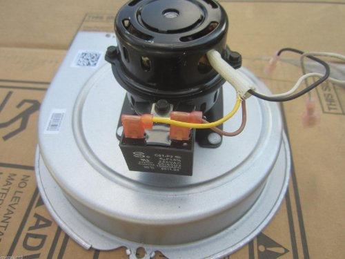 Furnace Blower Bearings : Goodman furnace draft inducer blower m p new