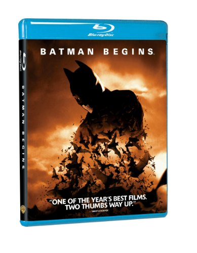 Blu-ray : Batman Begins (, Dubbed, Dolby, AC-3, Widescreen)