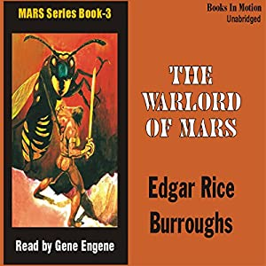 The Warlords of Mars Hörbuch