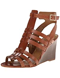 Enzo Angiolini Women's Vanhi Wedge Sandal