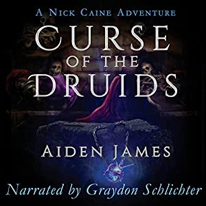 Curse of the Druids Audiobook