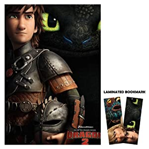 How To Train Your Dragon 2 Hiccup And Toothless Poster How to Train Your Dragon 2
