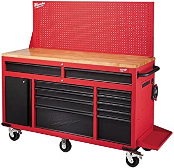 Milwaukee 60 in. 11-Drawer D Mobile Workbench