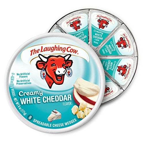 meet them at the door laughing cow