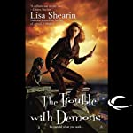 The Trouble with Demons: Raine Benares, Book 3 (       UNABRIDGED) by Lisa Shearin Narrated by Eileen Stevens