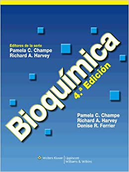 Bioquimica pamela champe